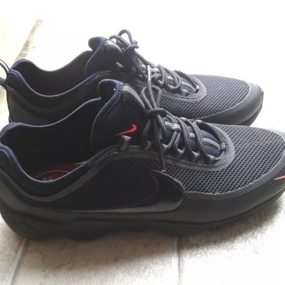 premium selection 2e818 5f449 Nike Air Zoom Spiridon Ultra Black Crimson. M 5b99b8be7386bcfab2a523aa